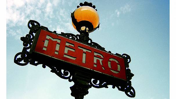 Back in the day: Paris Métro opens first line
