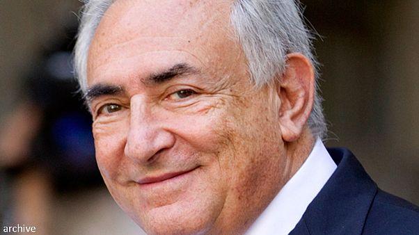 Strauss-Kahn de retour, mais en Russie