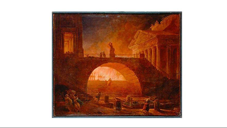Rétromachine : Le Grand Incendie de Rome