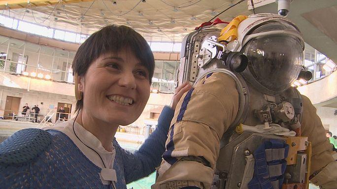L'expérience inédite d'une sortie dans l'espace