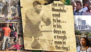 Mandela South Africa legacy