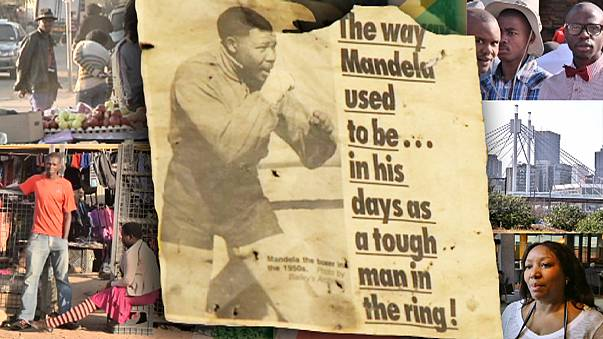 Inequality blights Mandela's South African legacy