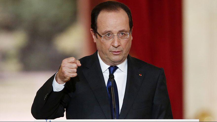 Hollande: Ma vision de la France dans 10 ans