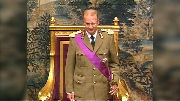 Das Leben des Königs Albert II von Belgien