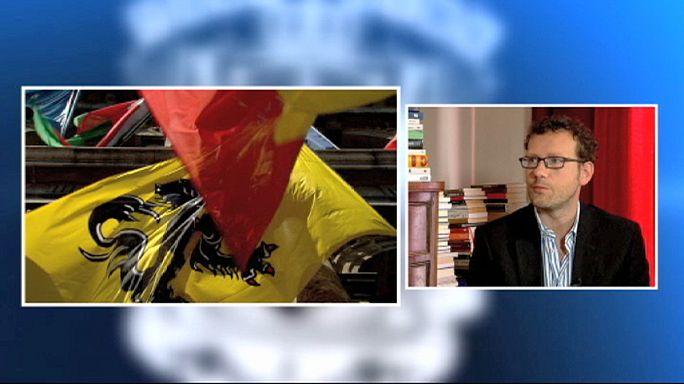 Abdication d'Albert II: quel avenir pour l'unité belge?