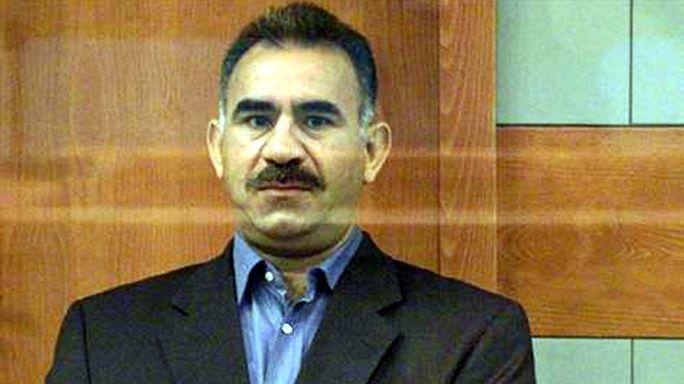 Öcalan'dan medya ile görüşme talebi