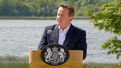 Pornographie infantile sur internet : David Cameron met la pression aux moteurs de recherche