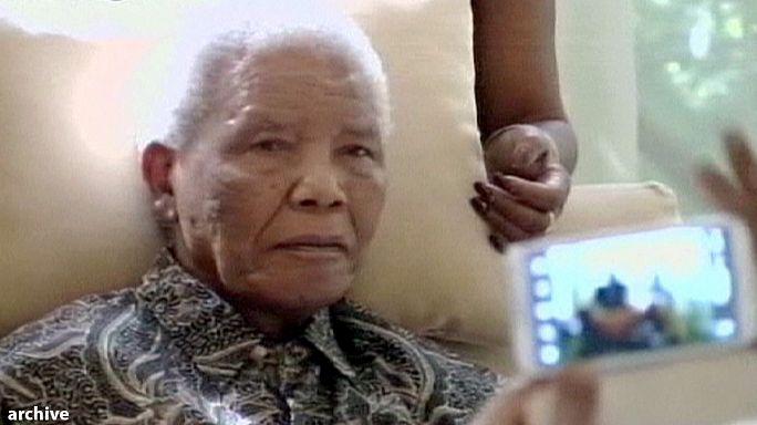 Mandela fait des progrès constants