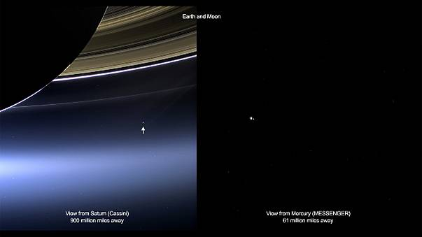 Picture this - your smile as seen from Saturn