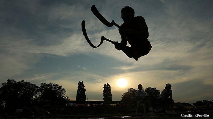 Pluie de records aux mondiaux d'athlétisme  handisport