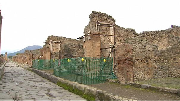 Pompeii renovation gets UNESCO vote of confidence