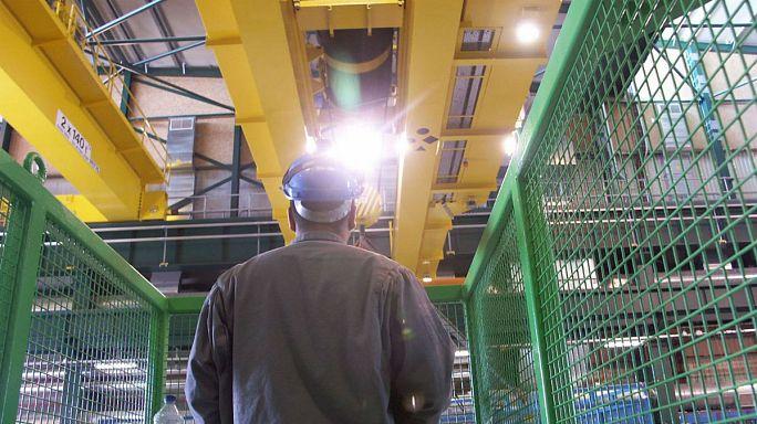 France, signes positifs dans l'industrie