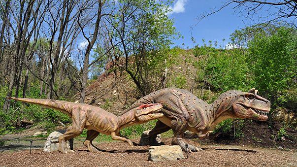 Australian billionaire given go-ahead for world's largest dinosaur park