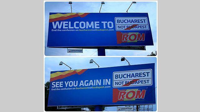 Bukarest márpedig nem Budapest