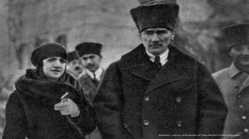 """""""Wie erhaben ist es, zu sagen: Ich bin ein Türke!"""""""