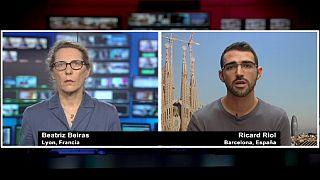 Ισπανία: Βαρύ πλήγμα στο μεγαλύτερο σιδηροδρομικό άξονα της Ευρώπης