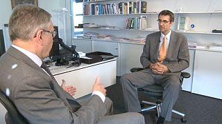 ESM Director Klaus Regling on upcoming challenges
