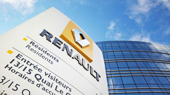 Renault, conti migliori nel semestre