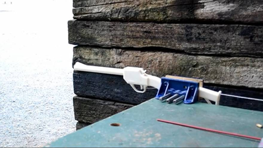 Video emerges of first 3D printed rifle firing single shot