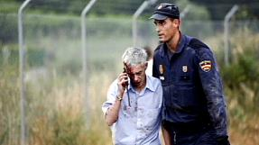 world Santiago de Compostela: areszt dla rannego motorniczego