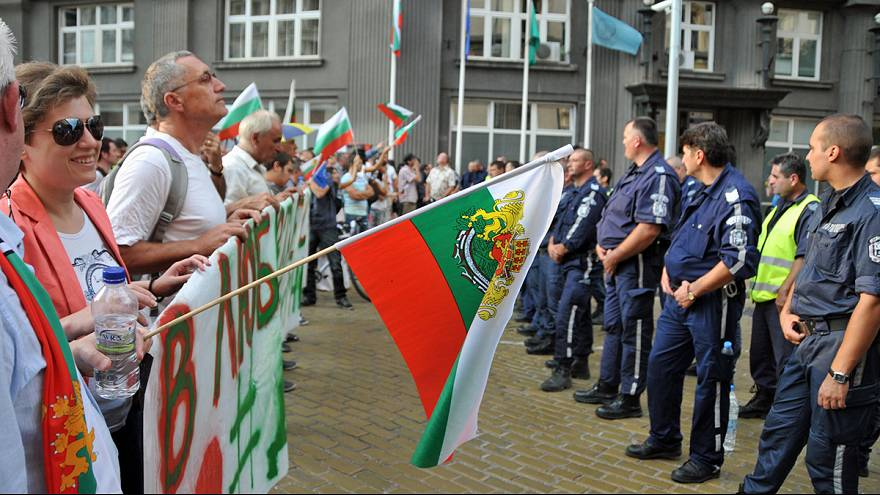 Bulgaria PM refuses to quit despite daily street protests