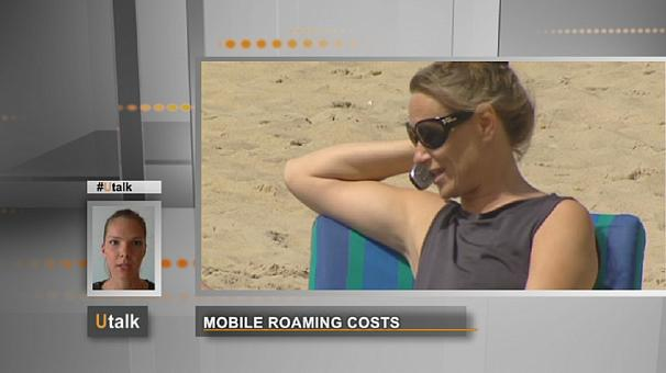 EU mobile phone roaming rates explained