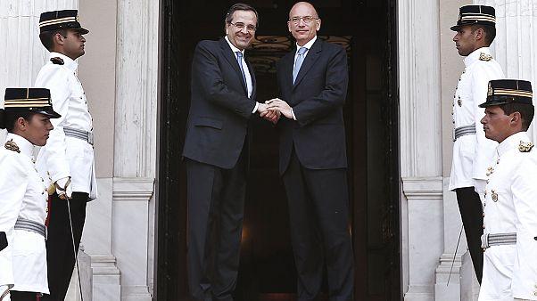 Ενρίκο Λέτα: «Η Αθήνα είναι το σύμβολο μιας Ευρωπαϊκής Ένωσης που πρέπει να αλλάξει»