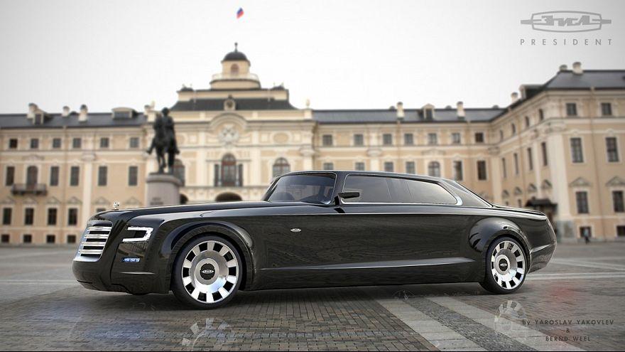 Poutine s'impatiente, sa limousine se fait attendre