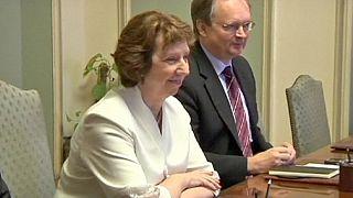 Глава дипломатии ЕС проводит в Каире переговоры с властями Египта