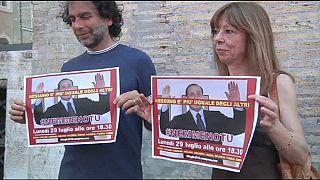 صدور حکم دیوانعالی می تواند برلوسکونی را خانه نشین کند