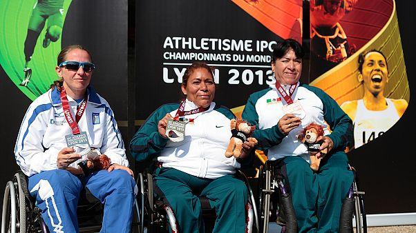 Εννέα ελληνικά μετάλλια στο Παγκόσμιο Πρωτάθλημα Στίβου ΑμεΑ