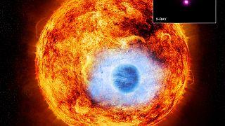 Eντοπίστηκε εξωπλανήτης με τη χρήση ακτίνων-Χ