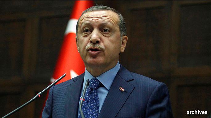 Başbakanlıkta Suriye zirvesi