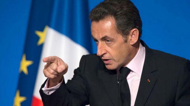 UMP : Sarkozy écrit aux donateurs