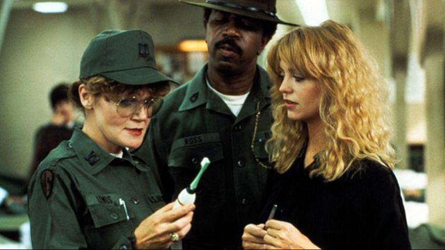 """Eileen Brennan actress of """"Private Benjamin"""" dies"""