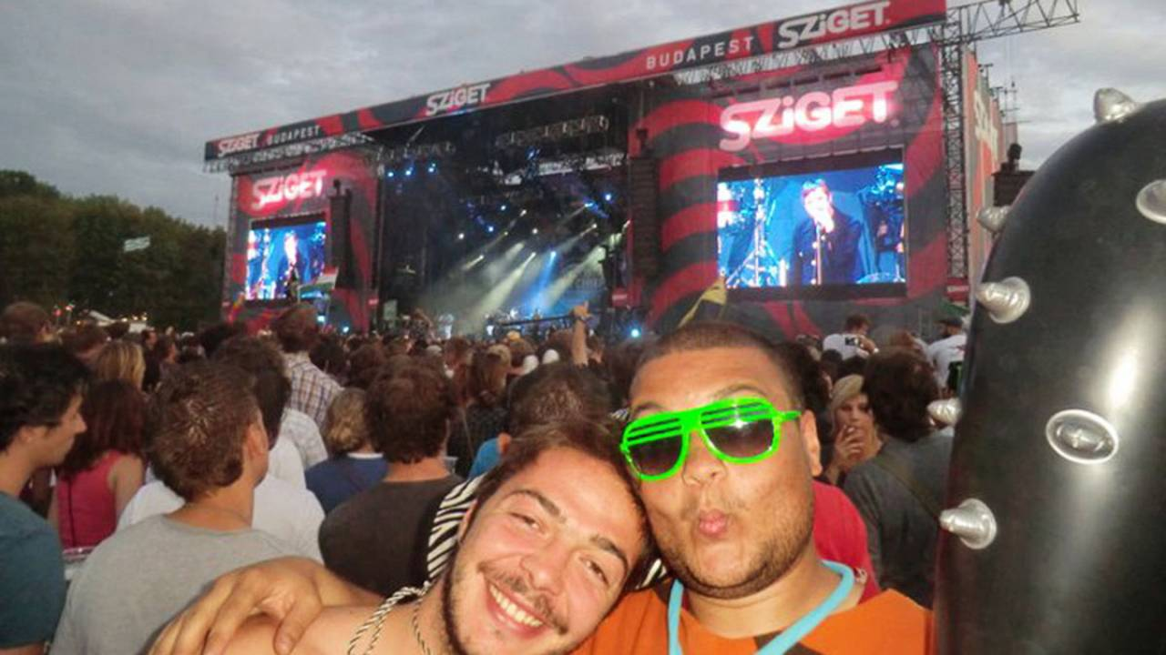 The final countdown to the Sziget festival!