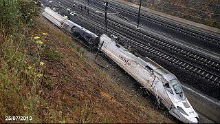 """""""Nem vagyok akkora őrült, hogy ne fékezzek"""" - mondta a spanyol vonat vezetője"""