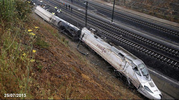 İspanya'daki feci tren kazasının detayları netleşiyor