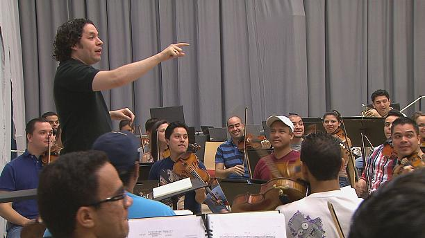 The Simón Bolívar Symphony Orchestra: a unique ensemble