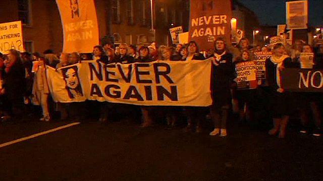Irlande : l'avortement légalisé en cas de danger pour la femme