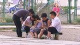 Цели тысячелетия мобилизуют мир учить детей