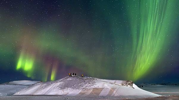 Astro-Fotograf 2013: Atemberaubende Bilder aus dem All