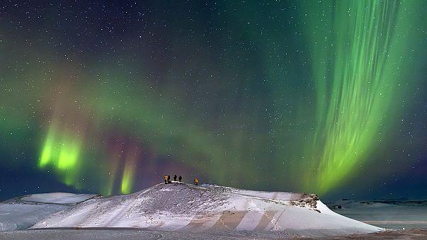 Yılın en iyi astronomi fotoğrafları seçildi