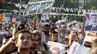 Egypt: Marching Mursi supporters defy warnings