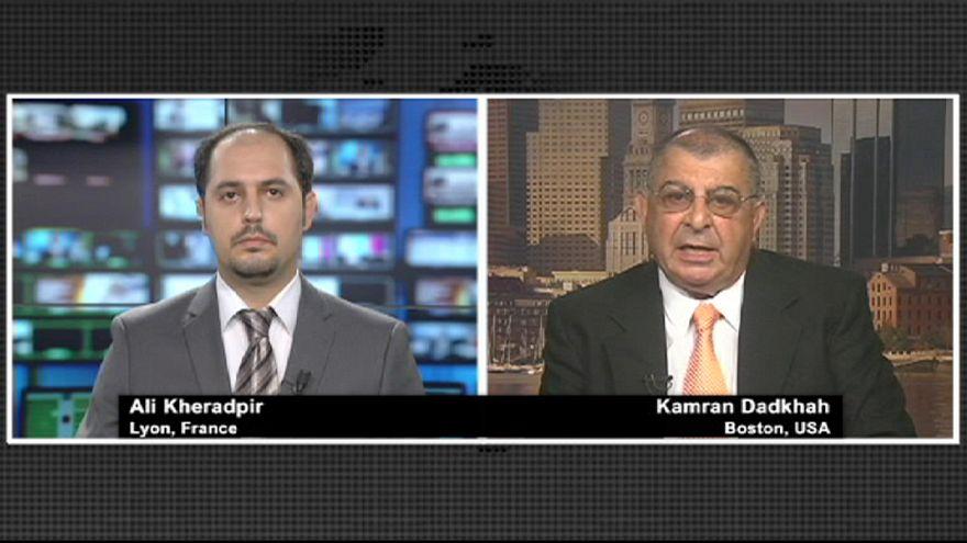 الثالث من شهر آب اغسطس 2013، بداية عهد  الرئيس الايراني الجديد حسن روحاني