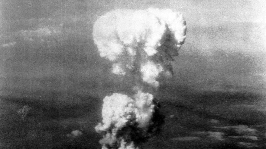 Rétromachine : bombardement d'Hiroshima