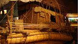 Rétromachine : Thor Heyerdalh atteint l'île de Raroia