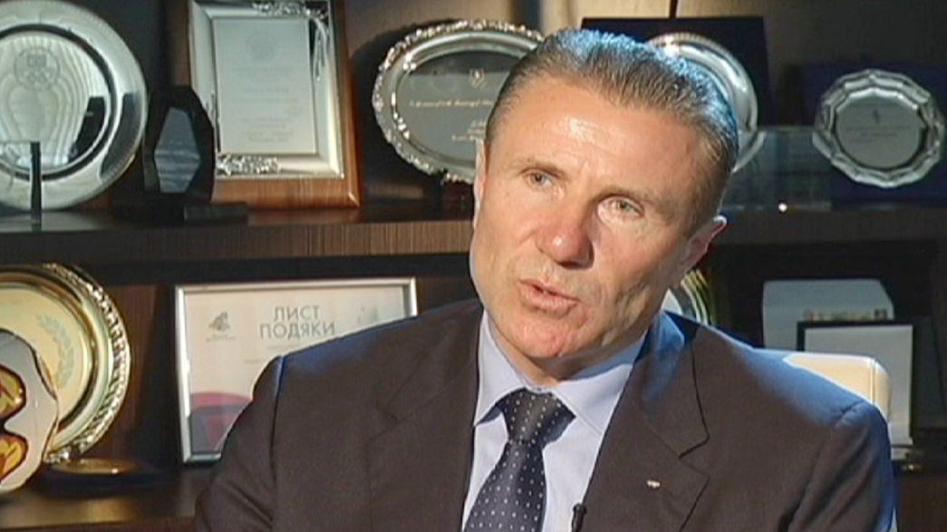 Euronews entrevista a Serguéi Bubka, candidato a presidir el COI