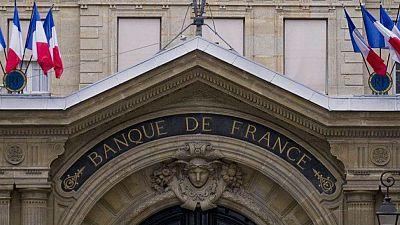 La Banque de France table sur une légère croissance au 3e trimestre