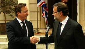 Cameron and Rajoy try to clear air over Gibraltar border checks row